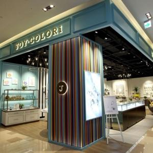 Joy Colori taiwan boutique