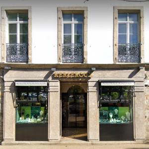 Devanture bijouterie Kerleroux Quimper