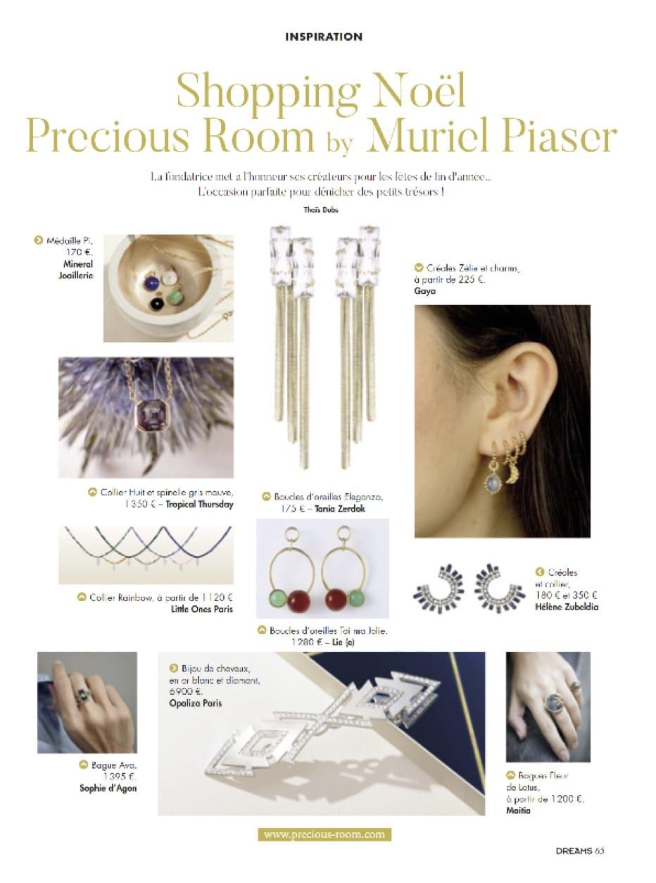 Shopping Noël Precious Room by Muriel Piaser