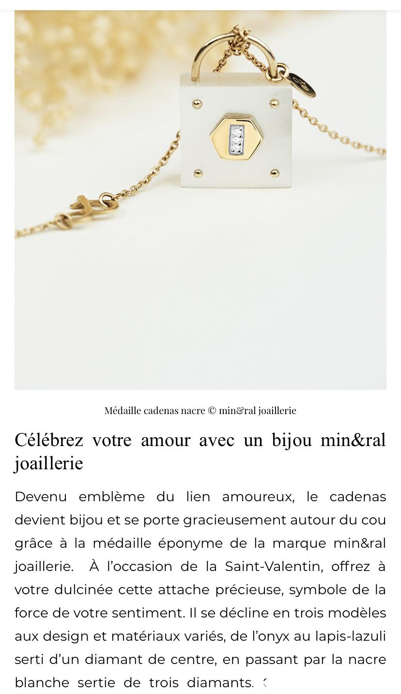 article cote magazine février en Provence