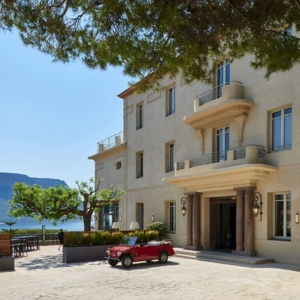 Roches blanches Cassis hotel plage bestouan
