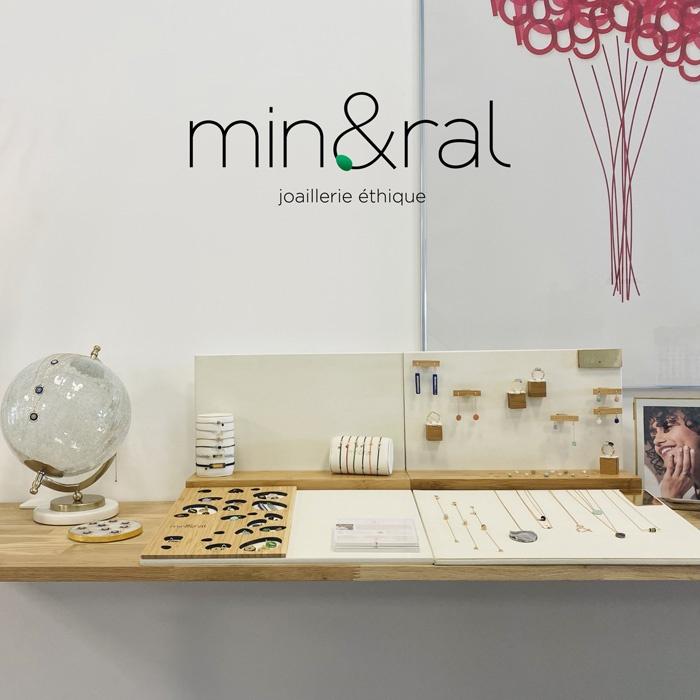 showroom bijoux mineral joaillerie bijoux or 18 carats recyclé